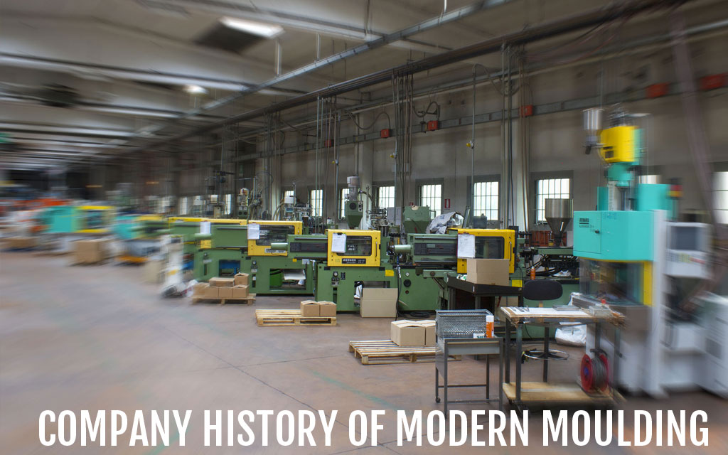 COMPANY HISTORY OF MODERN MOULDING