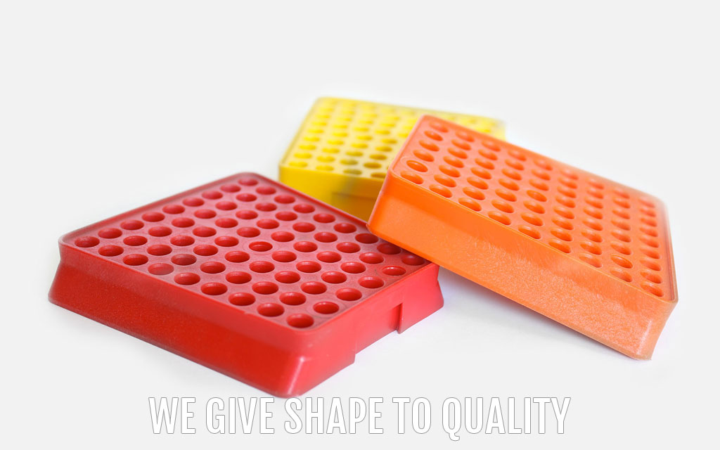 WE GIVE SHAPE TO QUALITY
